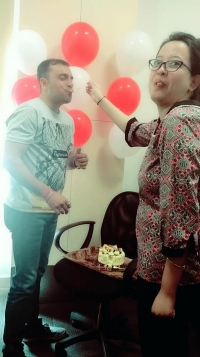Birthday Celebration 12