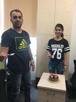 Birthday Celebration 23