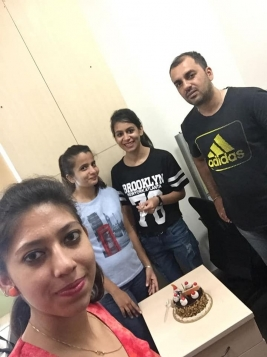 Birthday Celebration 24