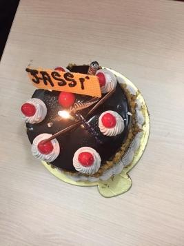 Birthday Celebration 25