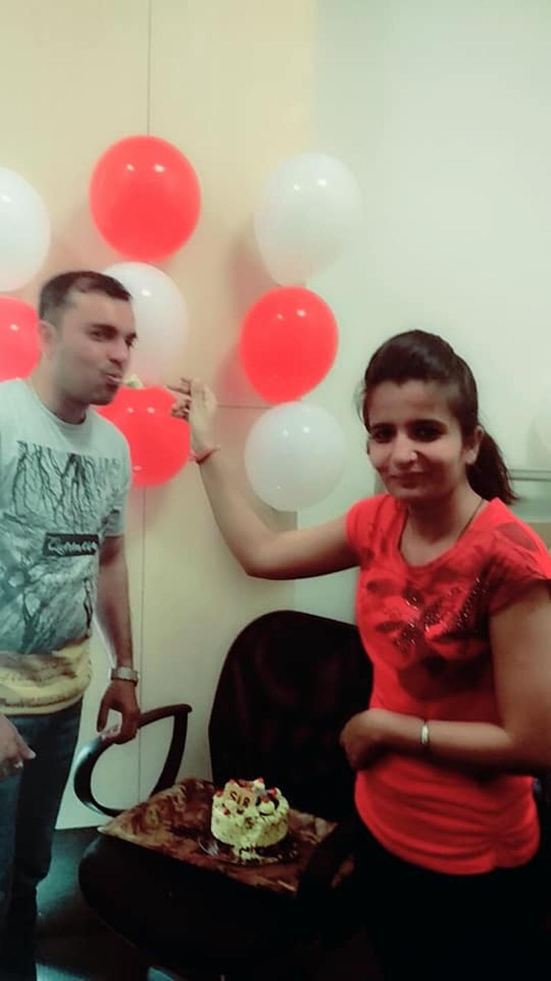 Birthday Celebration 13