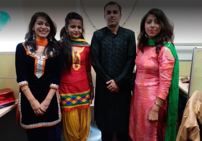Diwali Celebration 02